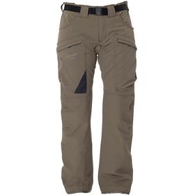 Klättermusen W's Gere Pants Dark Khaki